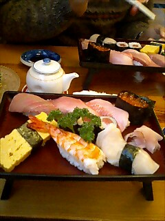 大島の寿司